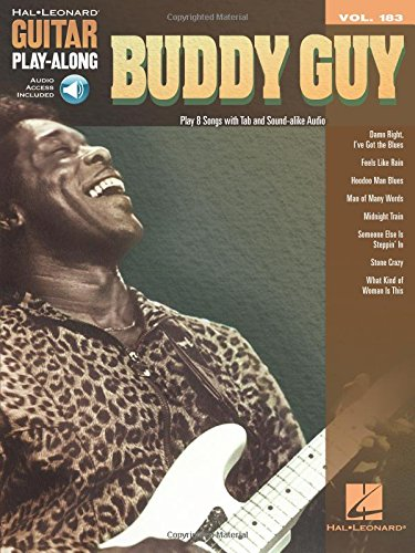 - Buddy Guy: Guitar Play-Along Volume 183