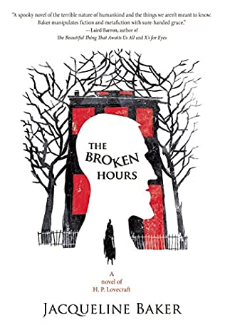 book cover of The Broken Hours