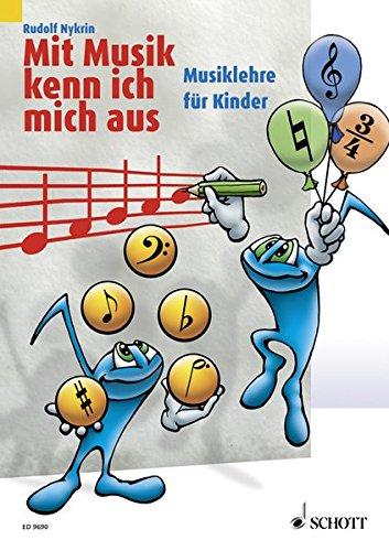 Mit Musik kenn ich mich aus - Paket: Bände 1-5. Paket. Taschenbuch – 10. Dezember 2015 Rudolf Nykrin Dorothea Nykrin Michael Boland SCHOTT MUSIC GmbH & Co KG