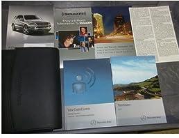 2012 mercedes benz m class ml350 550 ml63 models owners manual set rh amazon com 2011 Mercedes-Benz ML350 2012 Mercedes-Benz ML350 Interior