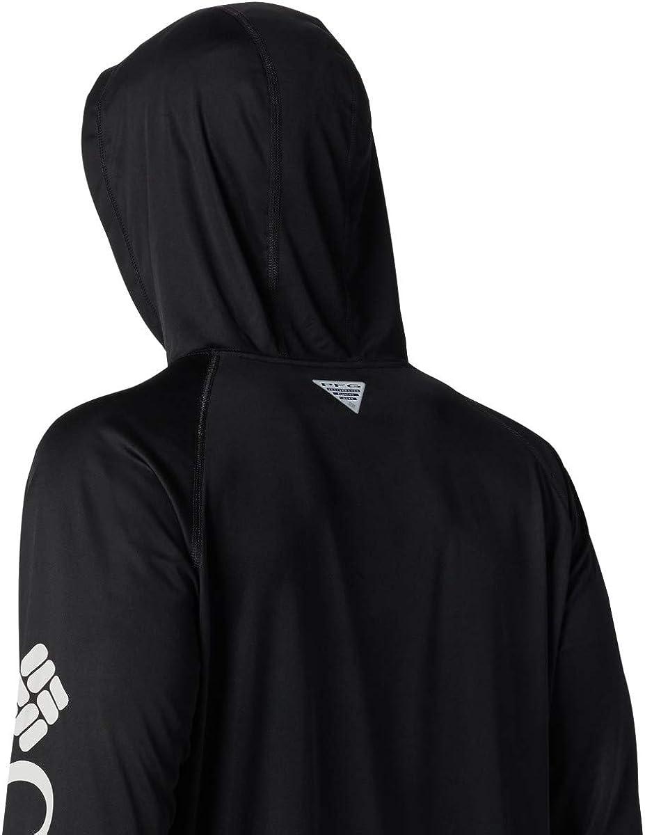 Columbia mens Pfg Terminal Tackle/hoodie