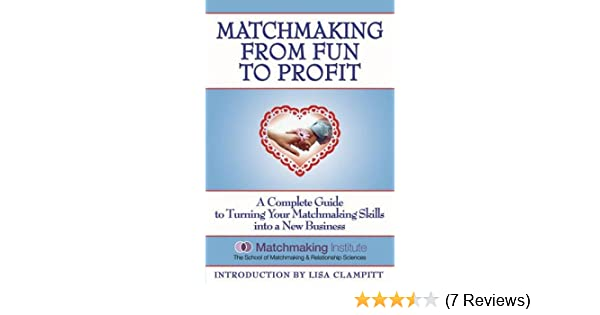 Start own matchmaking business