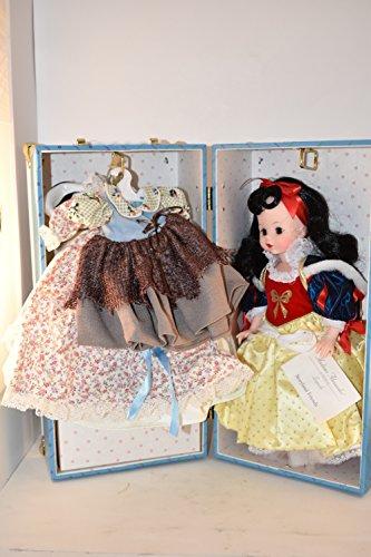 - Storyland Friends Collection Madame Alexander Legends Series Snow White Trunk Set