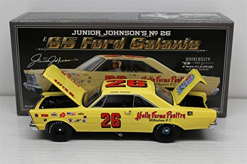 Holly Farm (Lionel Nascar Collectables Junior Johnson University of Racing 1965 Holly Farms Ford Galaxie Car (1:24 Scale))