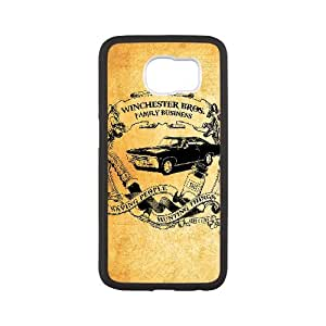 Winfors SPN Supernatural Phone Case For Samsung Galaxy S6 G9200 [Pattern-3]