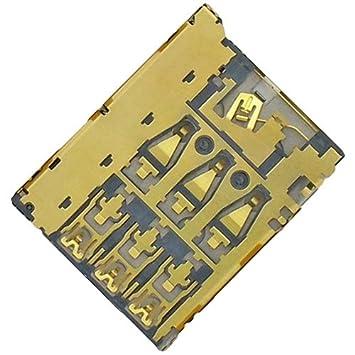 Nokia Lumia 735, 830 Lector de Tarjeta SIM Original: Amazon ...