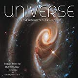 The Universe 2020 Astronomy Wall Calendar: Images from the Hubble Space Telescope