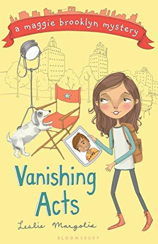 Vanishing Acts (Maggie Brooklyn Mystery Book 2) by [Margolis, Leslie]