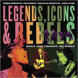 Amazoncom Legends Icons Rebels Music That Changed the World
