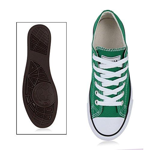 Best-botas para mujer zapatilla zapatillas zapatos de cordones estilo deportivo Moosgrün Nuovo