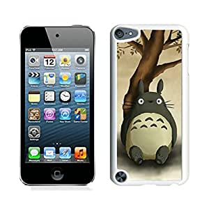 iPod Touch 5 Case,My Neighbor Totoro 14 White For iPod Touch 5 Case