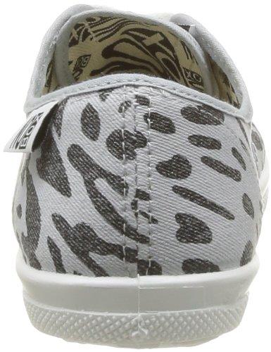 No Box Bahia - Zapatillas de Deporte de tela mujer Beige - Beige (Leopard Sand)