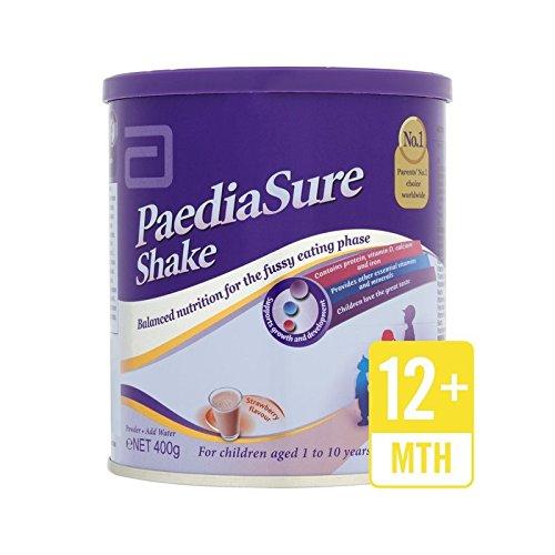 満点の イチゴ味の400グラムを振ります (PaediaSure) (x 6) (Pack - Flavour PaediaSure Shake (PaediaSure) Strawberry Flavour 400g (Pack of 6) [並行輸入品] B01M0L1BB1, シンシロシ:d02aab66 --- a0267596.xsph.ru