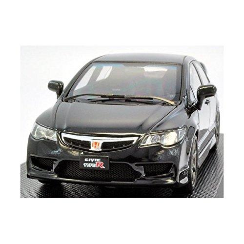 HONDA Civic Type-R FD2 (Black) (Diecast Model)