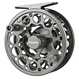 Piscifun Sword Fly Fishing Reels with CNC-machined Aluminum Alloy Body Fly Reel 3/4, 5/6, 7/8, 9/10wt (Gunmetal/Black)