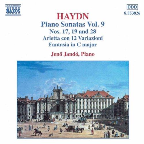 Haydn: Piano Sonatas Nos. 17, ...