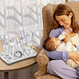 Baby Bottle Drying Rack with Tray, Termichy High