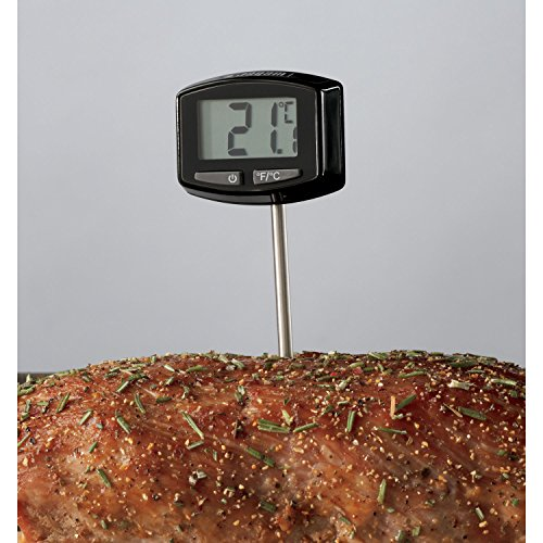 weber instant read thermometer manual
