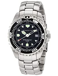 Momentum Men's 1M-DV00B0 M1 Steel Bracelet Watch
