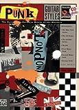 Punk Rock Guitar Styles, Tobias Hurwitz, 0739002287