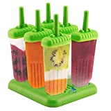 Popsicle Molds Review and Comparison