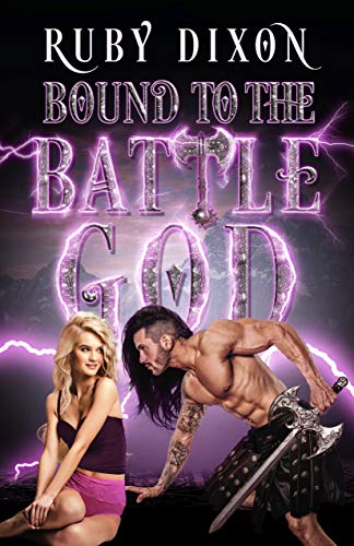 Bound to the Battle God: A Fantasy Romance