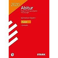 STARK Abiturprüfung Bayern 2020 - Kunst
