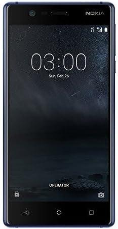 Nokia 3 SIM Doble 4G 16GB Negro, Azul: Amazon.es: Electrónica