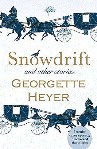 book cover of Snowdrift and Other Stories