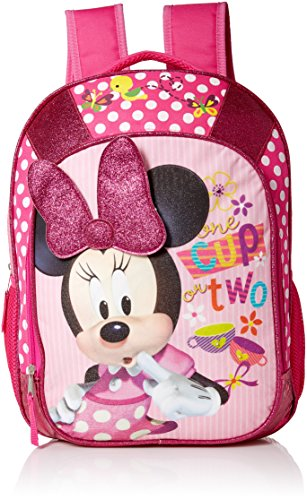 Disney Girls Minnie Backpack Lights