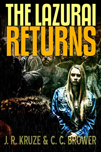 The Lazurai Returns (Short Fiction Young Adult Science Fiction Fantasy)