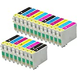 20 Pack Remanufactured Ink Cartridg