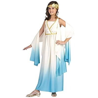 Fun World Greek Roman Goddess Costume: Toys & Games