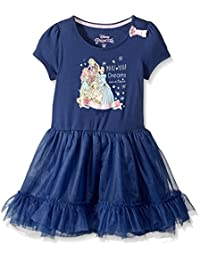 Girls' Princess Ruffle Dress