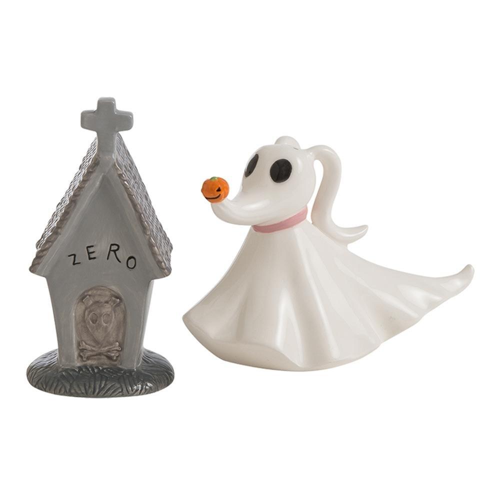 The Nightmare Before Christmas Zero & Doghouse Ceramic Salero Y ...