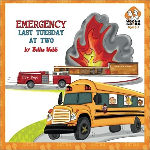 Emergency Last Tuesday at Two by Billie Webb (2013-09-16)