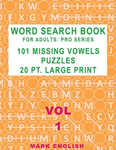 Best word search missing vowels
