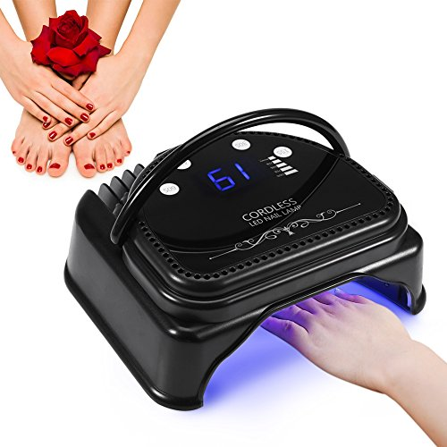 Cordless Led Curing Light Lamp