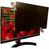 24.0inch INFOGUARD Privacy Filter, Screen Protector For Widescreen Computer Monitor(16:10 Aspect Ratio) - Anti-Glare - Anti-Scratch Protector Film for data confidentiality - PLEASE MEASURE CAREFULLY!