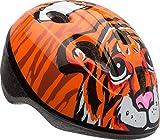 Bell Zoomer Toddler Helmet, Orange Tiger