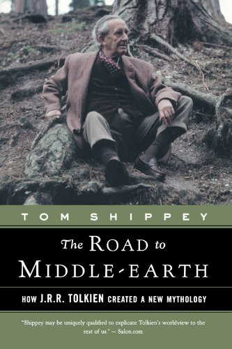 The Road to Middle-Earth: How J.R.R. Tolkien Created a New Mythology