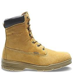"""Wolverine Durashocks Waterproof Insulated 8"""" Boot"""