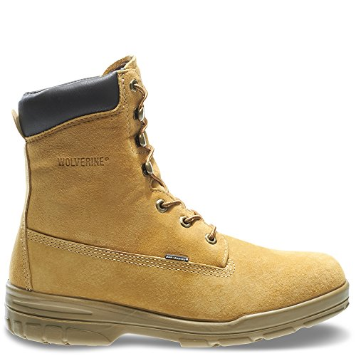 """Wolverine Trappeur Insulated 8"""" Work Boot Men 11.5 Gold"""