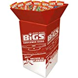 Bigs Assorted Sunflower Seeds Dump Bin, 5.35 Ounce -- 72 per case.