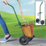 Rolling Pot Mover, Green