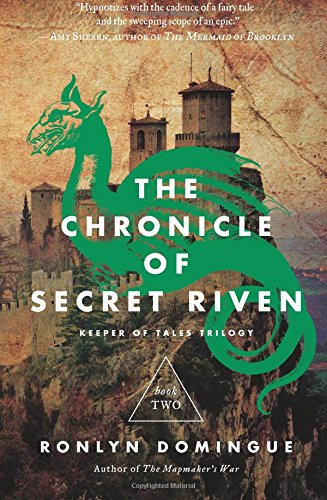 The Chronicle of Secret Riven: Keeper of Tales Trilogy: Book Two (The Keeper of Tales Trilogy) pdf