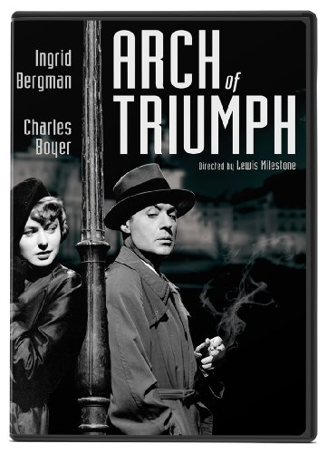 DVD : Arch of Triumph (Black & White, Mono Sound)
