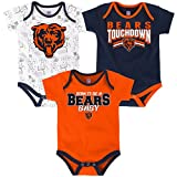 Outerstuff NFL Infant Playmaker 3 Piece Onesie