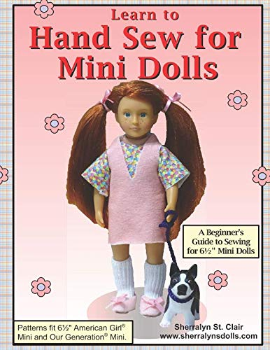 Learn to Hand Sew for Mini Dolls: A Beginner's Guide to Sewing for Mini Dolls (Best Hand And Blow Jobs)