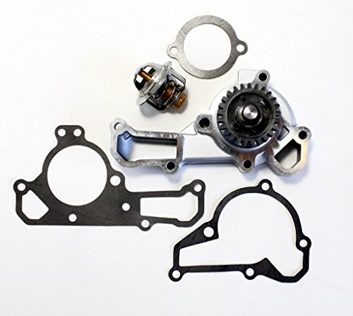 Price comparison product image KAWASAKI MULE COOLING SYSTEM REPLACEMENT KIT W/ WATER PUMP, THERMOSTAT, & GASKETS